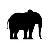 Republican political party animal Royalty Free Stock Images
