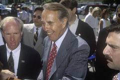 Republican presidential candidate Bob Dole Royalty Free Stock Images