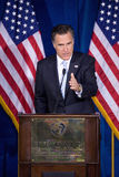 Republican presidential candidate Mitt Romney Royalty Free Stock Images