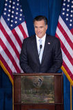 Republican presidential candidate Mitt Romney Royalty Free Stock Photos