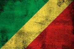 Republiek de Kongo vector illustratie