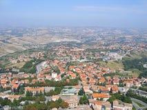 Republiek San Marino Royalty-vrije Stock Fotografie