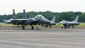 Republiek van de Opendeurdag 2011 van de Luchtmacht van Singapore Stock Foto's