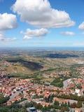 Republiek van San Marino Royalty-vrije Stock Afbeeldingen
