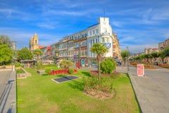 Republiek Vierkant Braga royalty-vrije stock fotografie