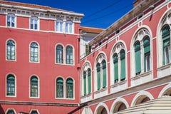 Republiek Vierkant Gespleten Kroatië Royalty-vrije Stock Afbeeldingen