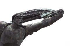 Republik des Rats-Denkmales, Budapest lizenzfreies stockfoto