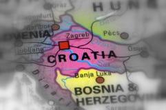 Republika Chorwacja zdjęcia stock