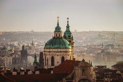Republika Czech, Praga, Stary miasteczko Fotografia Stock