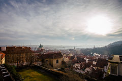 Republika Czech, Praga, Stary miasteczko Obrazy Royalty Free
