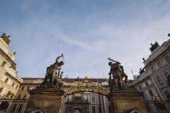 Republika Czech, Praga, Stary miasteczko Zdjęcia Royalty Free