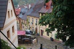 Republika Czech - Zachodnia cyganeria obraz stock