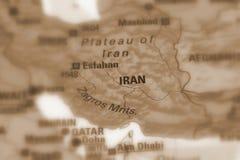 Republika Iran obraz royalty free