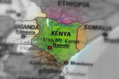 Republika Kenja zdjęcia royalty free