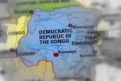 Republika Kongo obrazy royalty free