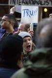 2016 Republikańskich galówek atutów Protestuje NYC Zdjęcie Stock