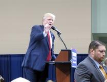 2016 Republikańskich Prezydenckich kandydatów, Donald J atut Obraz Stock
