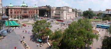 republika square Zdjęcie Stock