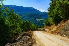 Republika Srpska Landscape Stock Image