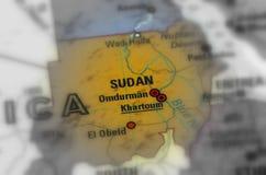 Republika Sudan zdjęcia stock