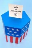 republikaner röstar Arkivfoton