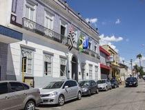 Republikanskt museum av Itu - Brasilien royaltyfria bilder