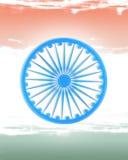RepublikdagIndien beröm på 26 Januari med bakgrundsaffischen, baner vektor illustrationer