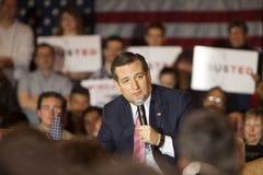 Republikeinse Presidentiële Kandidaat Ted Cruz Stock Foto's