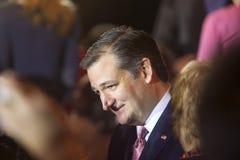 Republikeinse Presidentiële Kandidaat Ted Cruz Stock Afbeelding