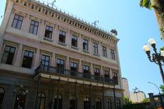 Republikmuseum - Rio de Janeiro royaltyfri bild