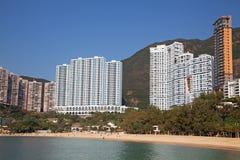 Repulse Bay beach. In Hong Kong, China Royalty Free Stock Photography