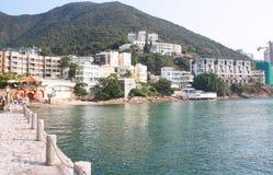 Repulse Bay beach in Hong Kong Royalty Free Stock Photo