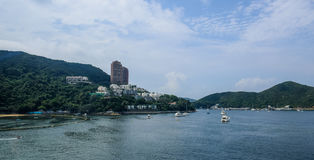 Repulse Bay beach in Hong Kong Royalty Free Stock Photography