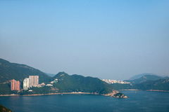 Repulse bay yacht Stock Image