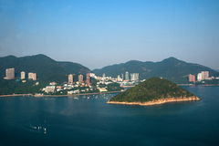 Repulse bay yacht Stock Images
