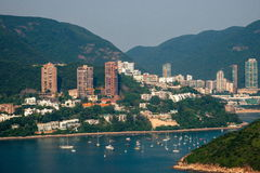 Repulse bay yacht Stock Photography