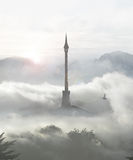 Repunzel tower Stock Image