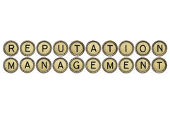 Reputation management Stock Photos
