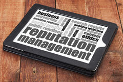 Reputation management Stock Photography
