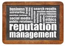 Reputation management royalty free stock photography