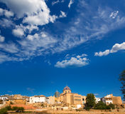 Requena in Valencia province a wine region of Spain Stock Photos