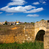 Requena in Valencia province a wine region of Spain Stock Photo