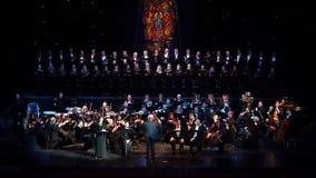 Requiem door Verdi stock videobeelden
