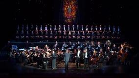 Requiem por Verdi video estoque