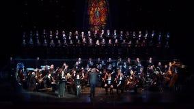 Requiem por Verdi vídeos de arquivo