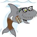 Requin de ballot Illustration Stock
