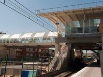 RER pociąg Zdjęcie Royalty Free