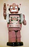 Rerto robot toy Royalty Free Stock Image