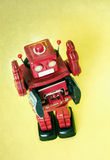Rerto robot toy Stock Photos