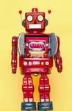 Rerto robot toy Stock Image